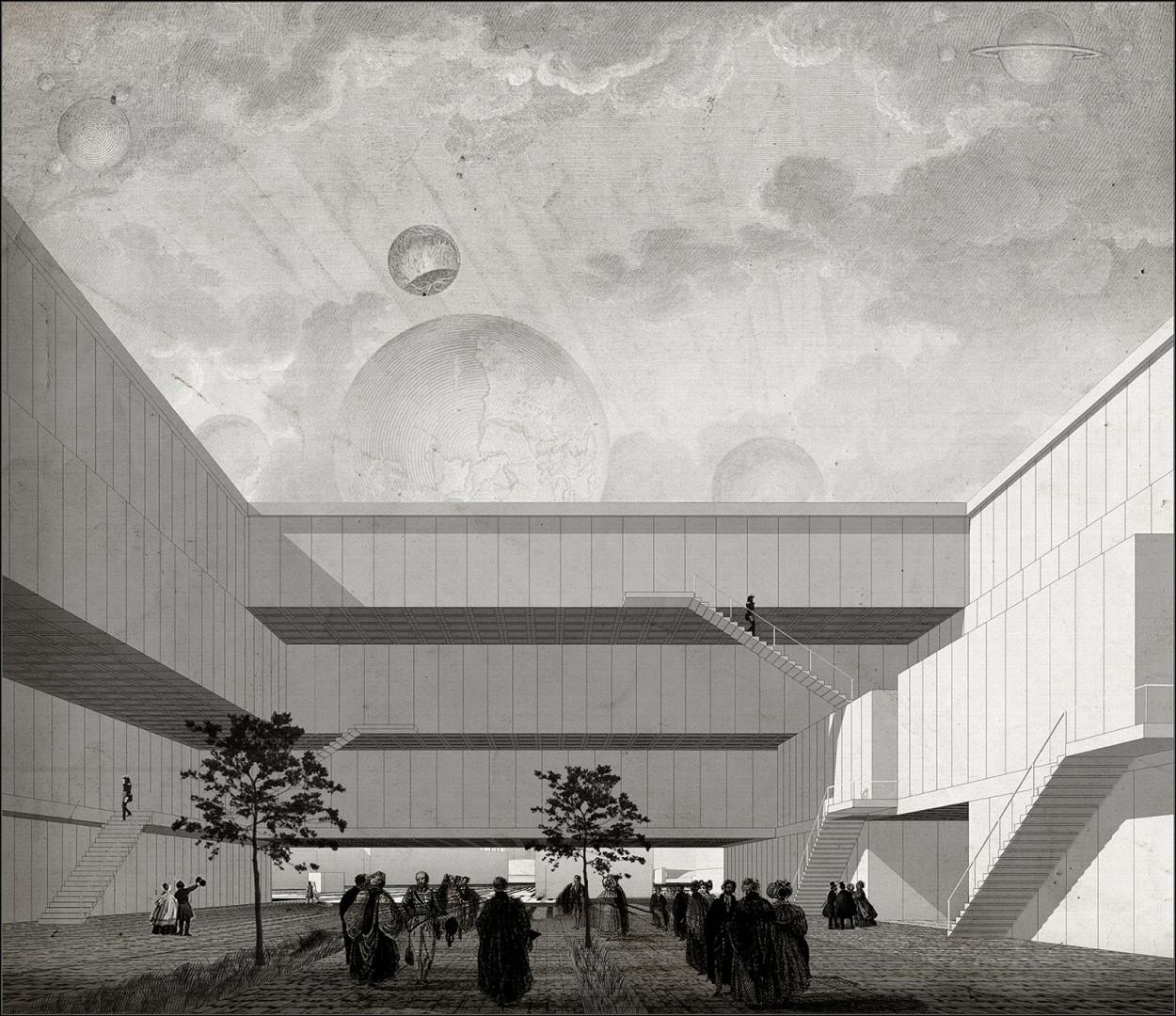 Новая архитектурная школа в г. Орхус