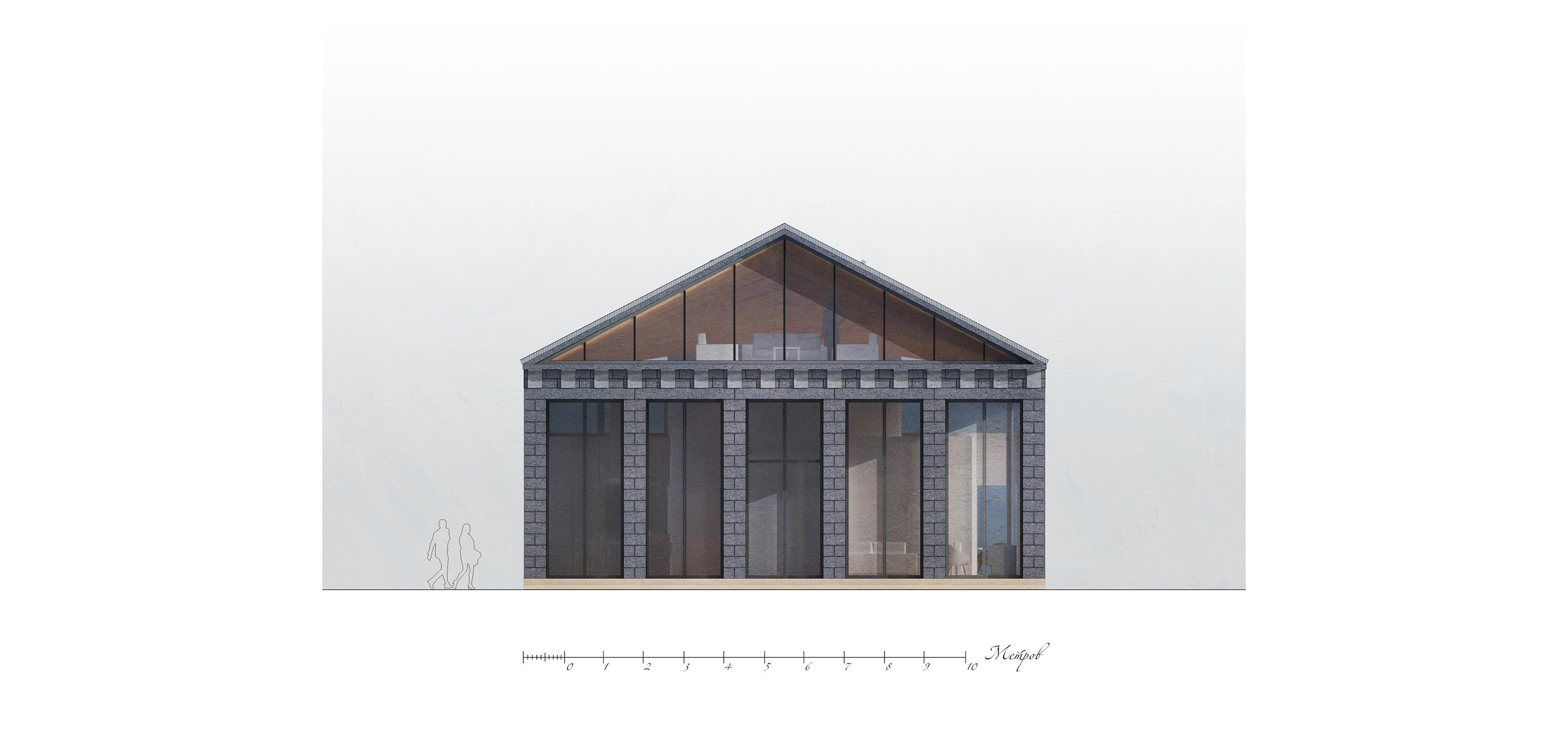 facade1 / villa
