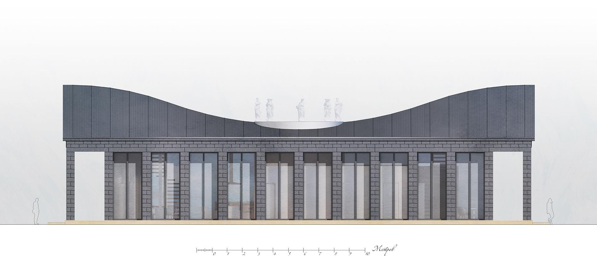 facade2 / villa